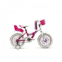 Bicicleta Infantil Niña...