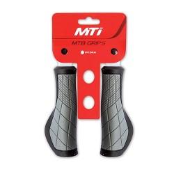 Puños MTI MTB de Goma...