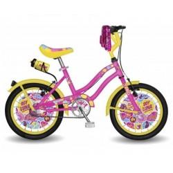 Bicicleta de Niñas Disney...